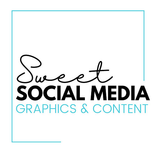 Sweet Social Graphics & Content