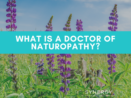 What is a Doctor of Naturopathy?