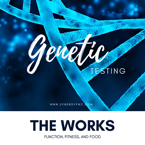 Genetic Testing (The Works)