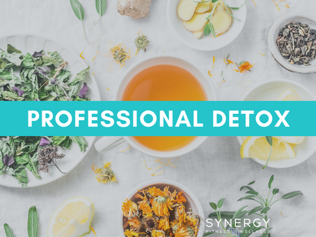 Why Professional Detox?