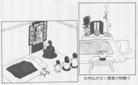 本願寺の枕経 一例