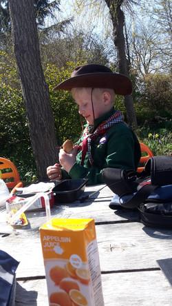 Frokost på hiken