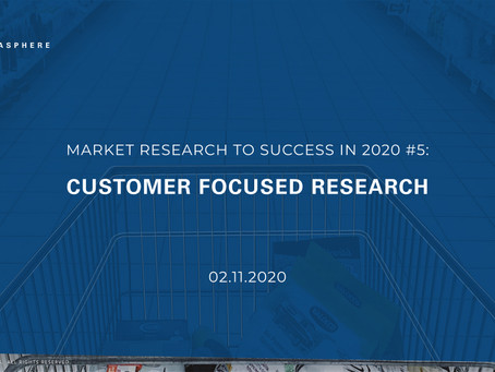 #5 - Why Marketing Fails? | Customer Focused Research