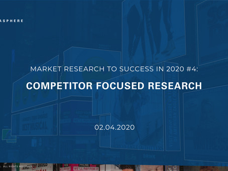 #4 - Why Marketing Fails? | Competitor Focused Research