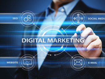 What are the 7 Types of Digital Marketing?