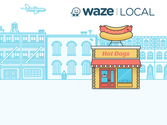Waze Local: Let Waze Drivers See Your Business When They Are Around