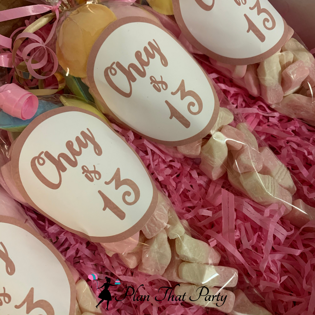 Chey's Candy Cones