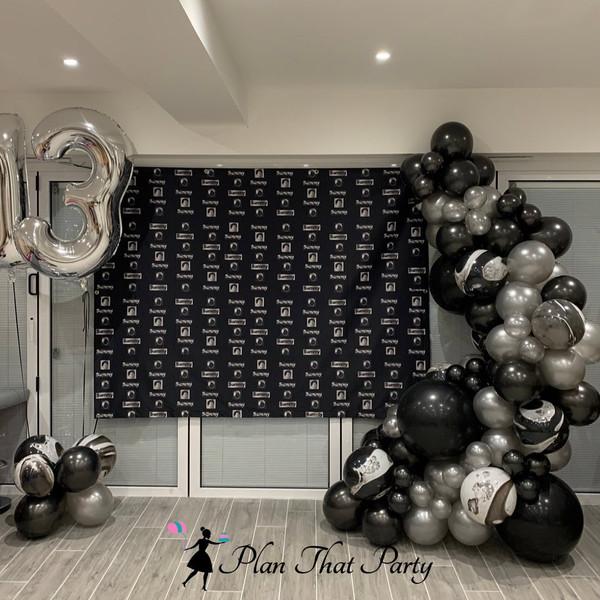 Zoomitzvah Balloons!