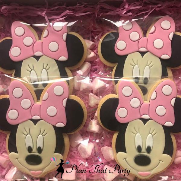 Myla's Minnie Cookies