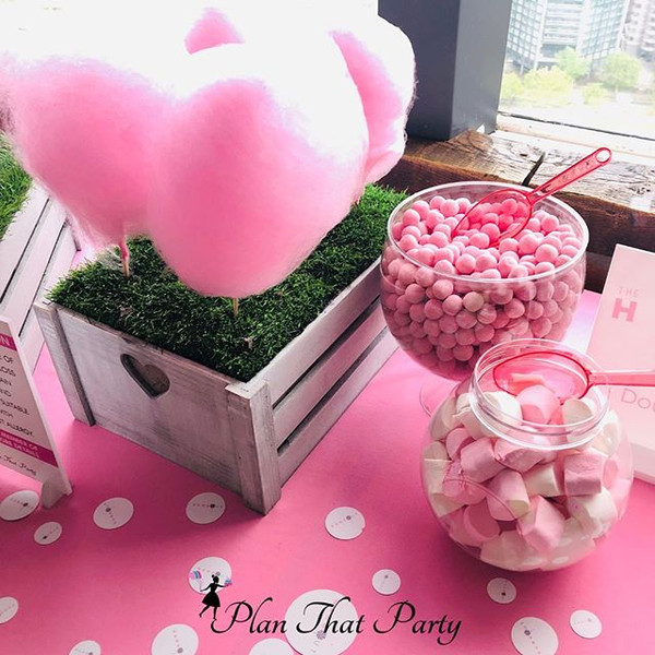 Candy Floss Flowers