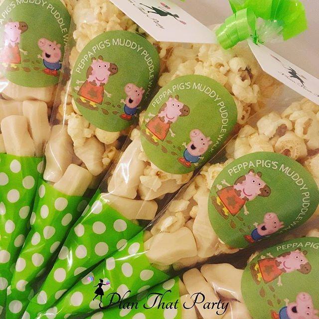 Peppa Pig Pop 'n' Floss Cones