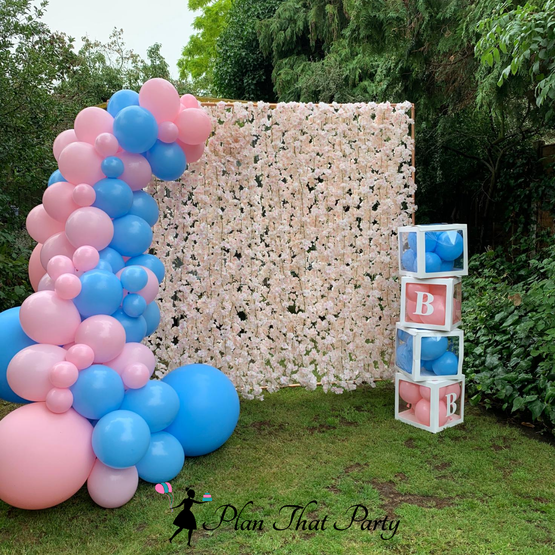 Balloon Blossom Wall