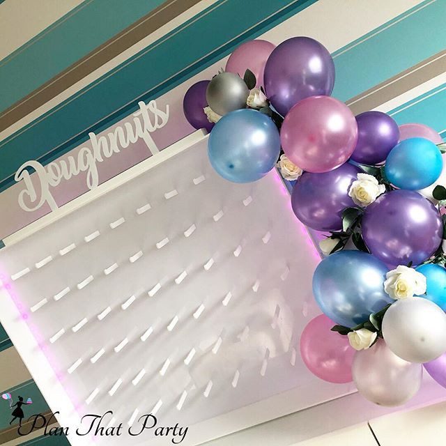 Blooming Balloon Garland