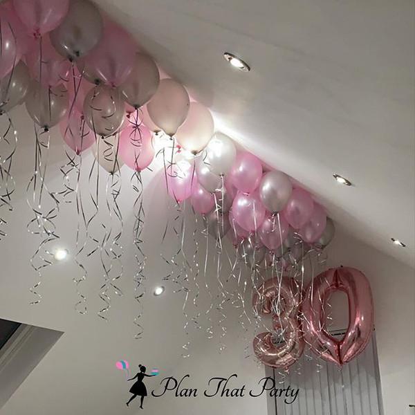 Beautiful Floating Balloons