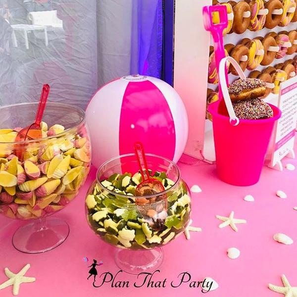 Beach Treats Candy Bar