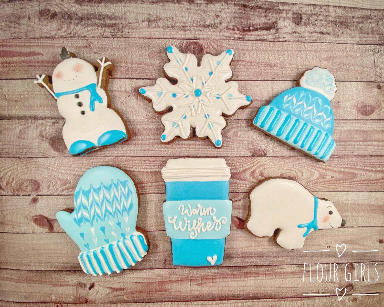 January Cookie Class: Winter Wonderland