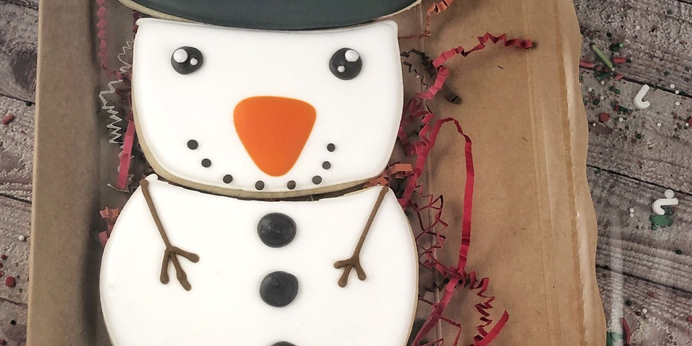 Mommy & Me Build a Snowman