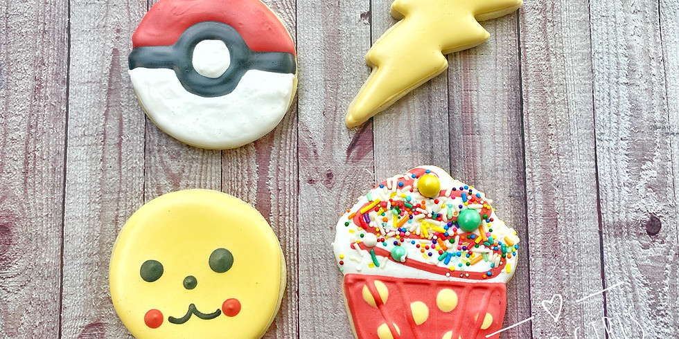 PRIVATE PARTY - Pokemon Birthday  (Felder)