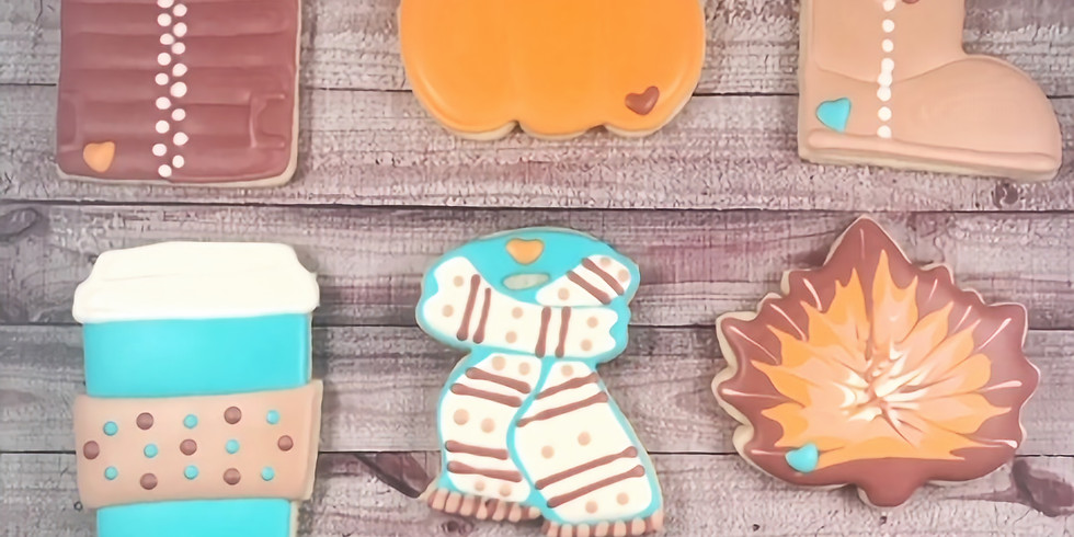 Fall Cookie Social