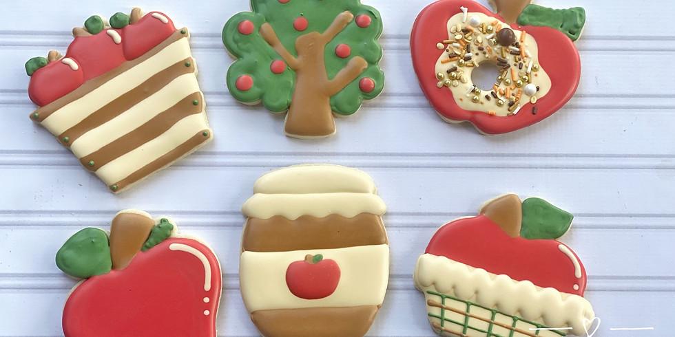 Apple Harvest Cookie Class