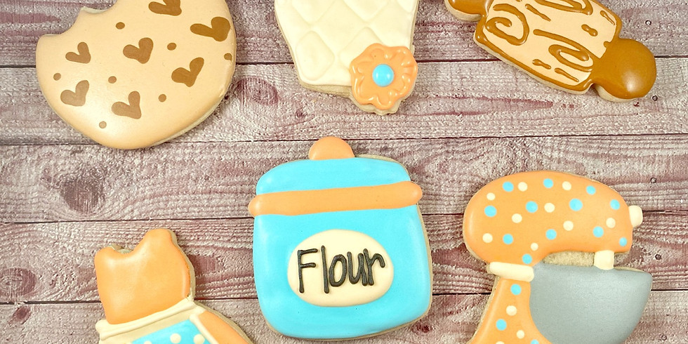 Baked with Love Cookie Class