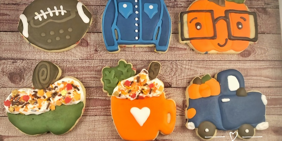 Fall, Football, & Fun Cookie Social