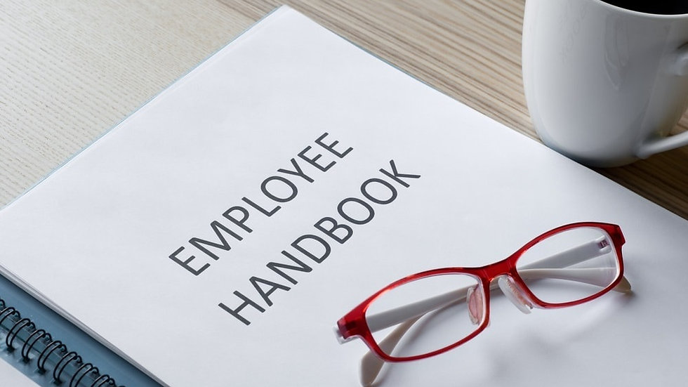 e-Book: Employment policies - what your business needs and what you should know
