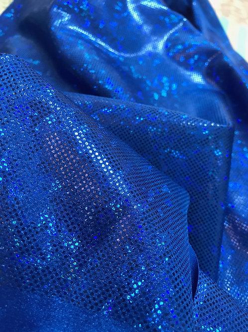 Azul Royal Cristal Cortado