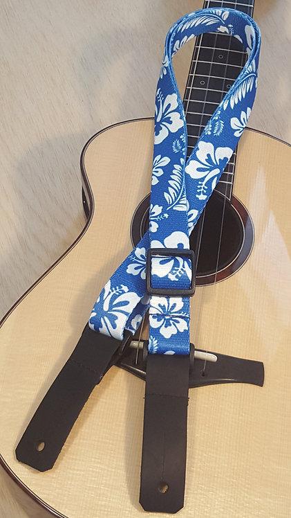 Hawaiian - Royal Blue