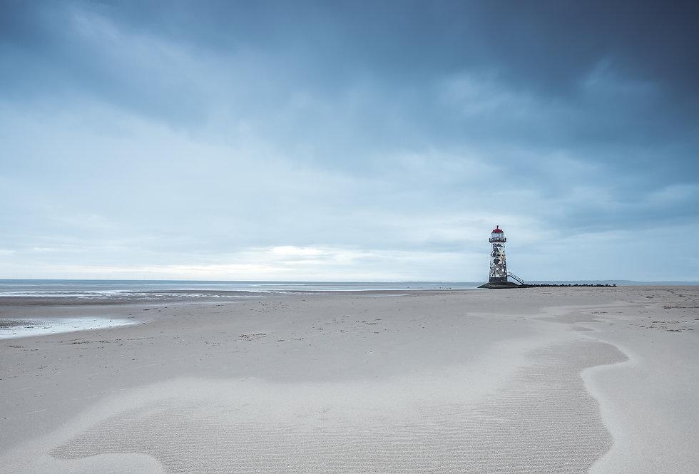Talacre Beach, North Wales