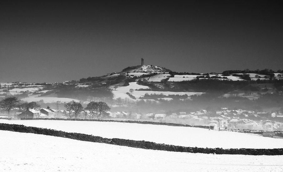 Castle Hill, Honley