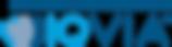 IQVIA  Horizontal Logo - Color (Transiti