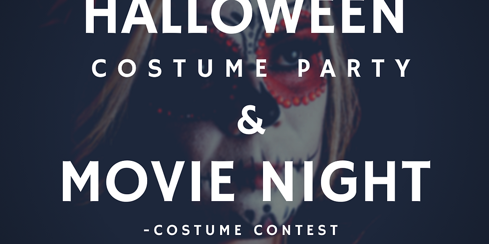 Outdoor Movie Theate - October 30th