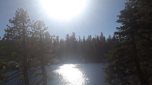 The Sun Reflecting on Lake.jpg