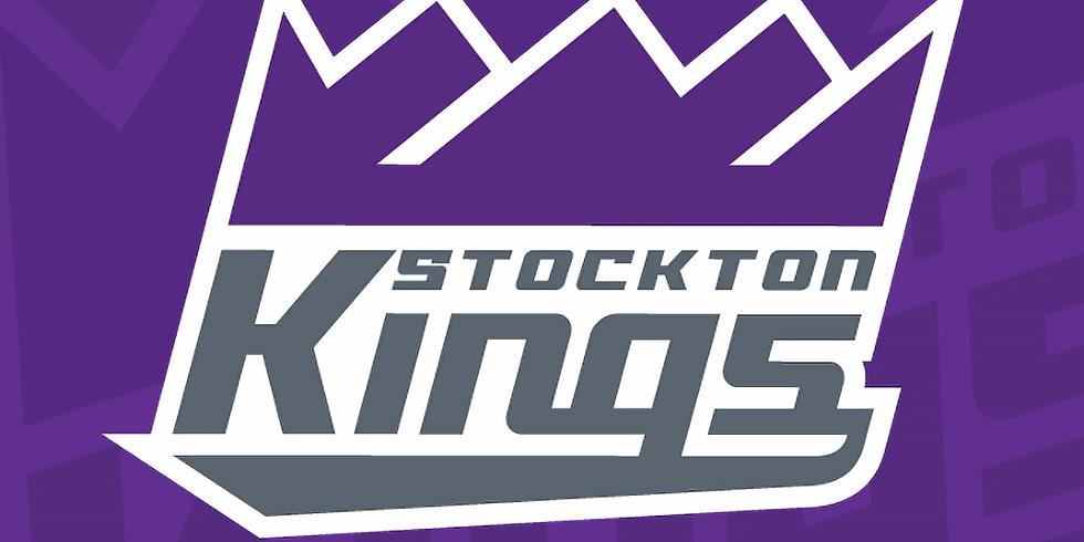 Stockton Kings Game