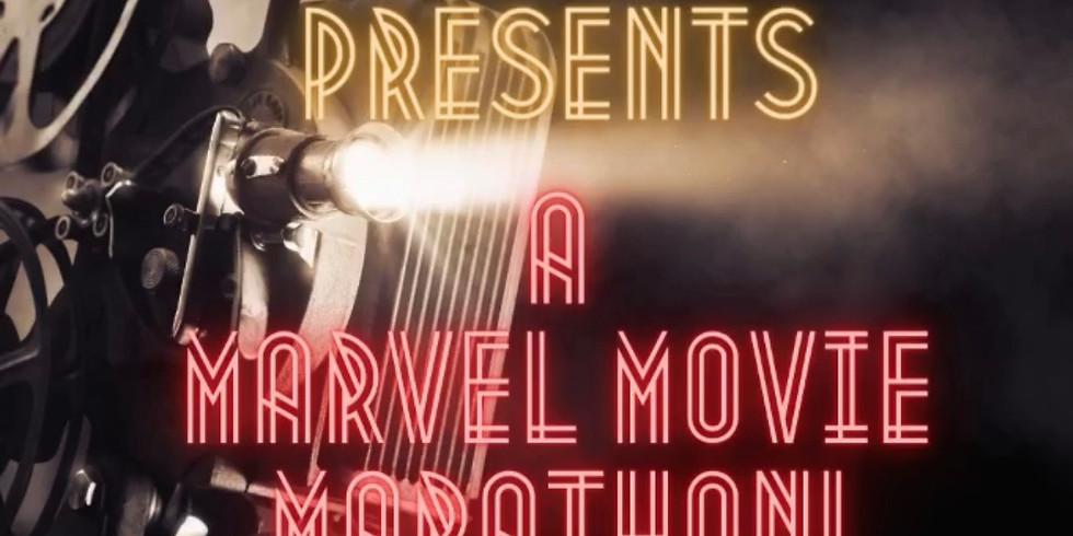 Marvel Movie Marathon - September 18th