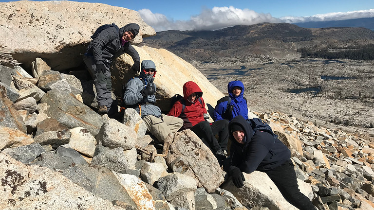 Adventure Trek with Private Chartered Boys' Group - Level 1