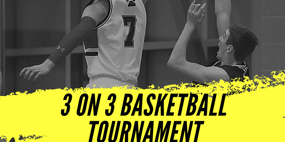 3-on-3 Basketball Tournament with FREE Popcorn