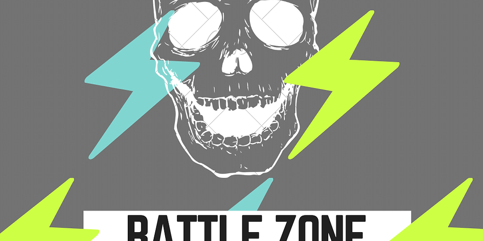 Battle Zone Lazer Tag