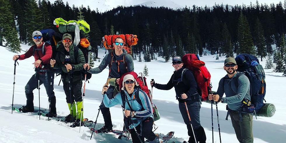Mount Shasta Fundraiser Climb 2