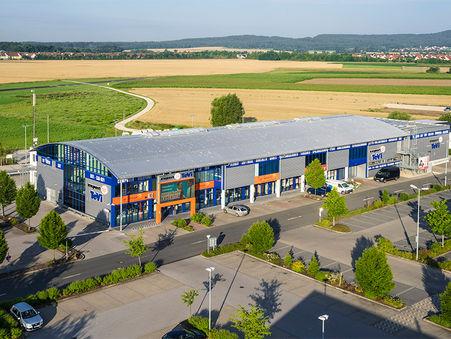 Drohnen-Luftbild: Tevi Neumarkt i.d. OPf.