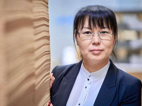 Business Porträt: Jing Hu Pröpster, Corpet Cork GmbH Neumarkt i.d. OPf.