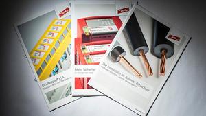 Industriefotografie: Veröffentlichung in Produktbroschüre | DEHN SE + Co KG