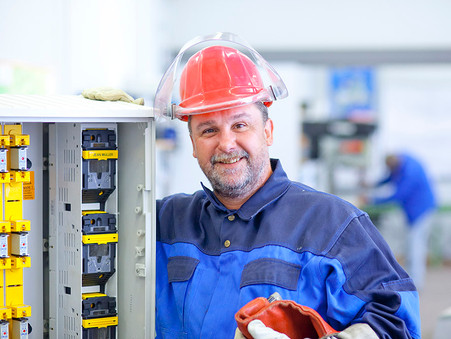 Business Porträt:  Stadtwerke Neumarkt | Elektrotechniker