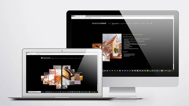 Architekturfotografie: Veröffentlichung auf Website von 3h Netzwerk / Denkmalschutz + Fugenlose Oberflächen