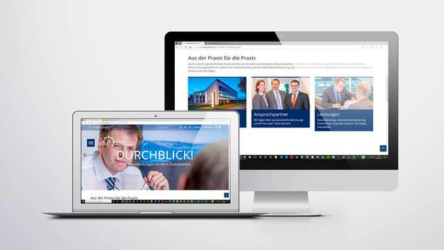 Business Portrait: Veröffentlichung auf der Website der Spitz Georg Wirtschafts- u. Steuerberatung
