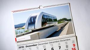 Industriefotografie: Veröffentlichung auf 3 Monatskalender | Firmengruppe Max Bögl