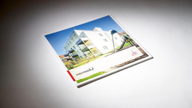 Architekturfotografie: Veröffentlichung auf Titel von Kundenmagazin | Firmengruppe Max Bögl