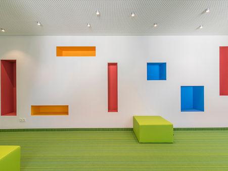 Architekturfotografie: Grundschule an der Bräugasse   Neumarkt i.d. OPf.