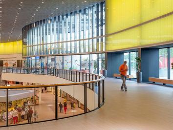 Architekturfotografie: Einkaufszentrum in Schwabach